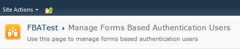 FBA User Management Title Before Changes
