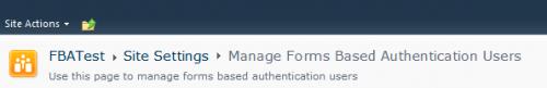 FBA User Management Title Area After