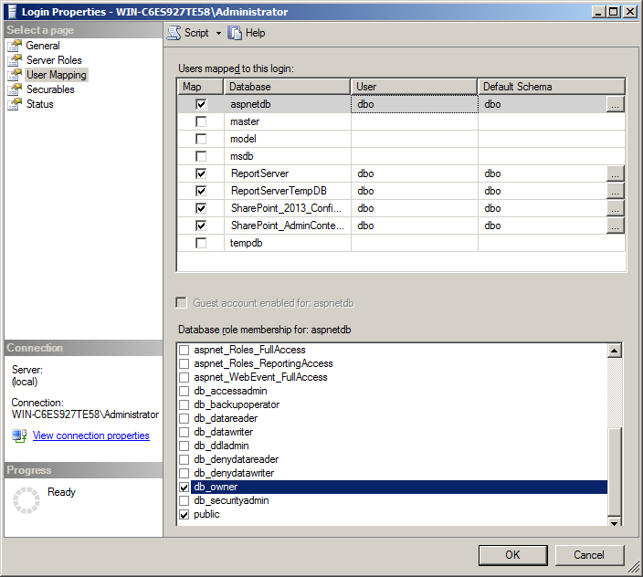 Configuring Forms Based Authentication in SharePoint 2013